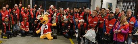 Operation Red Nose Burnaby